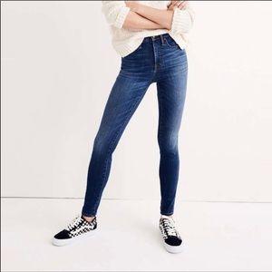 🍍SALE🍍MADEWELL high riser skinny jeans